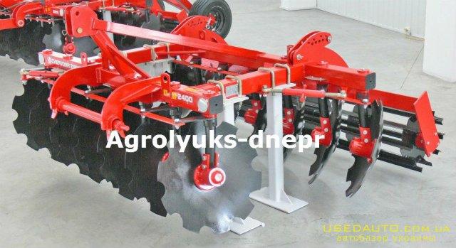 Продажа PALLADA 2400 PALLADA 2400(01) дл  , Сельскохозяйственный трактор, фото #1