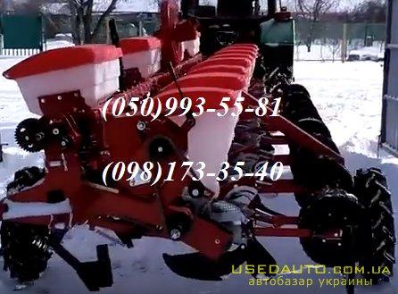 Продажа УПС-8 сеялка пропашная в порошко  , Сельскохозяйственный трактор, фото #1
