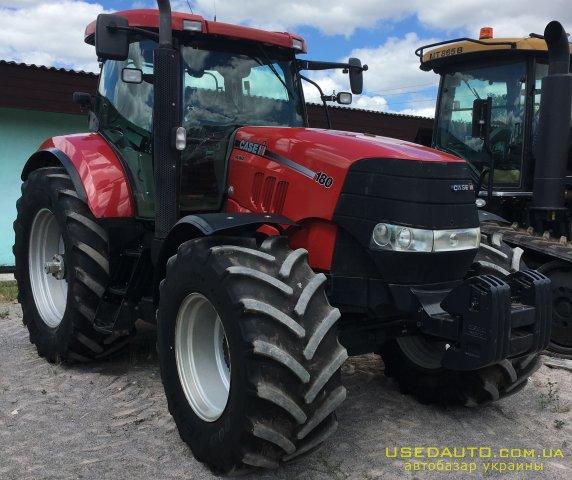 Продажа CASE IH Puma 180 , Сельскохозяйственный трактор, фото #1