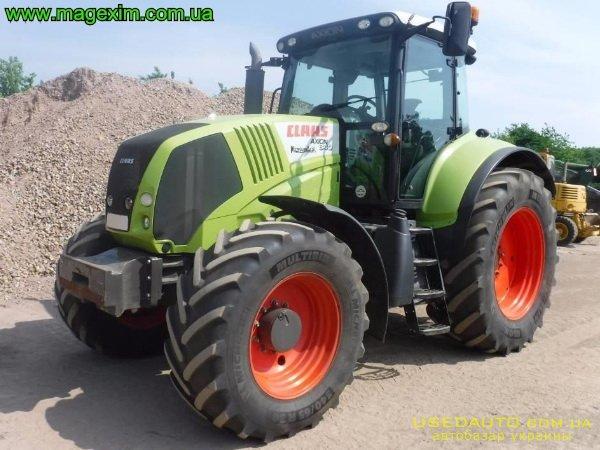 Продажа CLAAS  , Сельскохозяйственный трактор, фото #1
