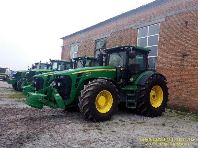 Продажа JOHN DEERE 8345 R , Сельскохозяйственный трактор, фото #1