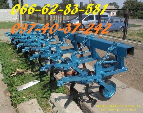 Продажа КРН-5,6 Культиватор навесной для  , Сельскохозяйственный трактор, фото #1