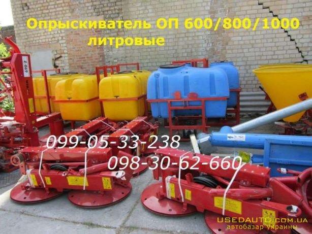 Продажа МВУ 500, 1000 Разбрасыватель удо woprol , Сельскохозяйственный трактор, фото #1