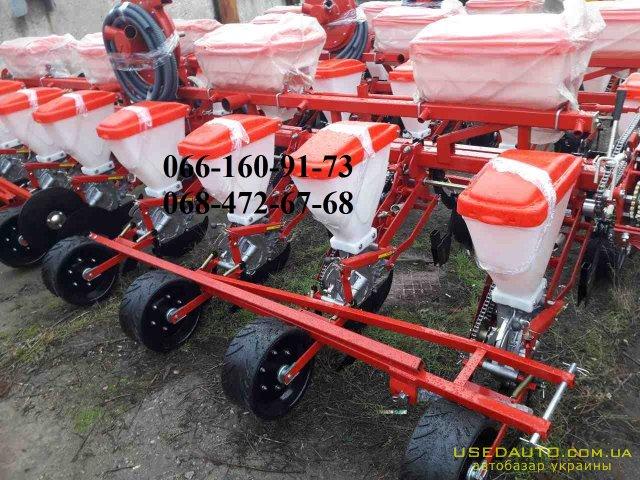 Продажа Новинка! Сеялка Упс – 8 с порошк  , Сельскохозяйственный трактор, фото #1