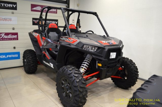 Продажа POLARIS RZR XP1000 EPS , Квадроцикл, фото #1