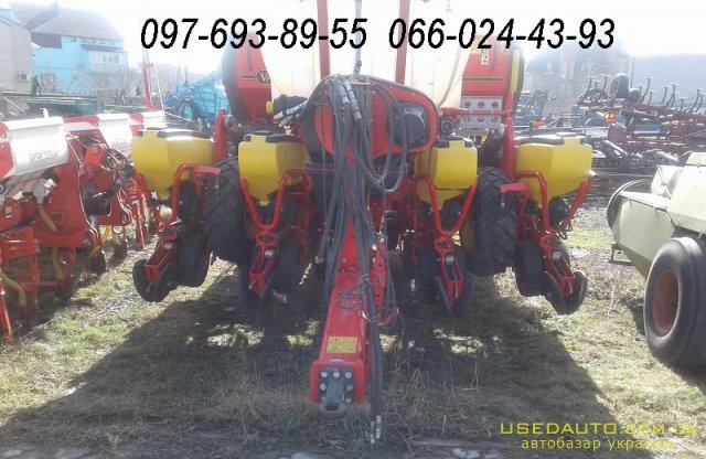 Продажа Сеялка пропашная VADERSTAD TEMPO  , Сеялка сельскохозяйственная, фото #1