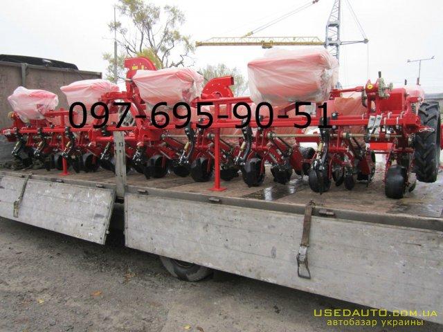 Продажа Сеялка УПС-8 модернизирована ВЕСТА 8 , Сельскохозяйственный трактор, фото #1