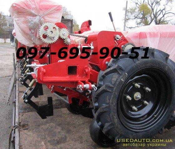 Продажа Универсальная пневматическая сея УПС-8 , Сельскохозяйственный трактор, фото #1
