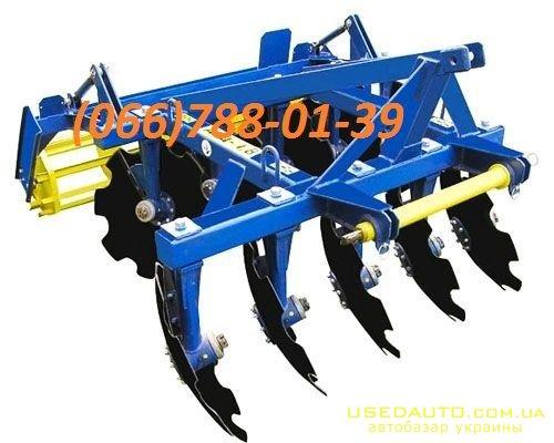 Продажа Агрегат дисковый АГД-1,8  , Сельскохозяйственный трактор, фото #1