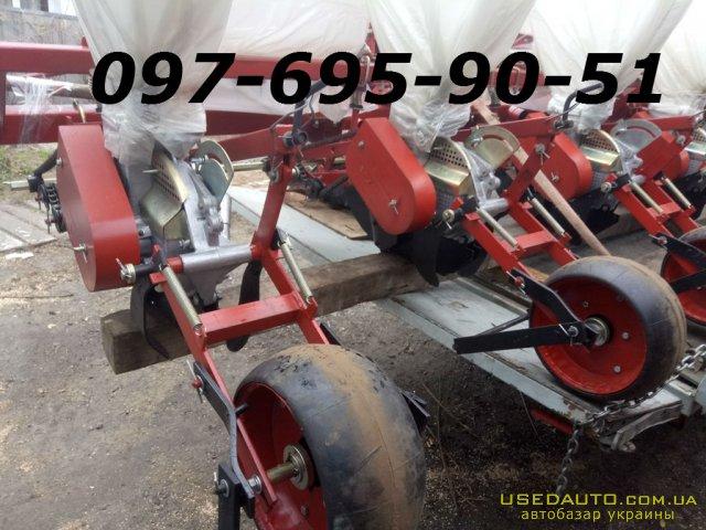 Продажа Гибрид сеялка УПС, нового образц СУ-8М , Сельскохозяйственный трактор, фото #1