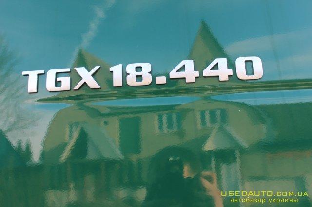 Продажа MAN TGX 18.440 , Седельный тягач, фото #1