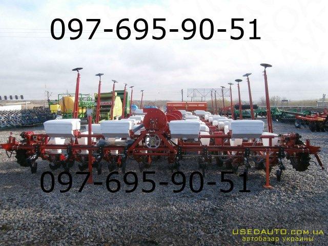 Продажа Сеялка, купить недорого У нас! СУПН 8 Гибрид , Сельскохозяйственный трактор, фото #1