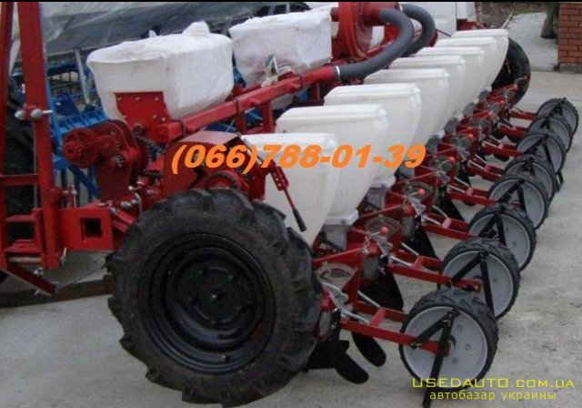 Продажа УПС-8 универсальная пневматическ  , Сельскохозяйственный трактор, фото #1