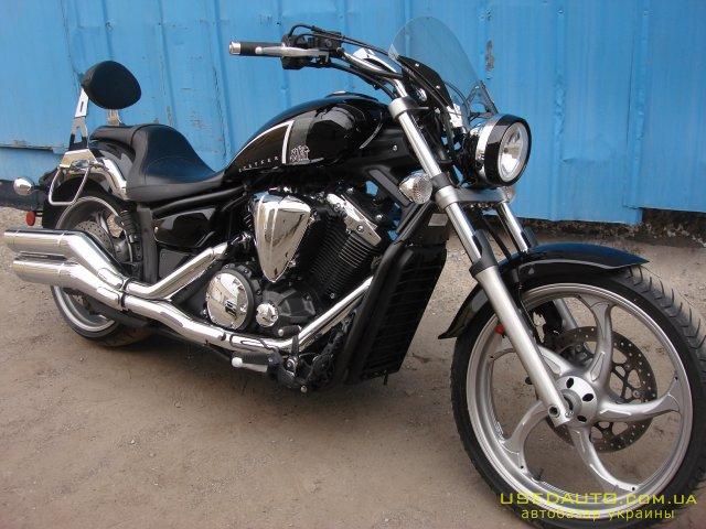 Продажа YAMAHA Stryker 1300 , Дорожный мотоцикл, фото #1