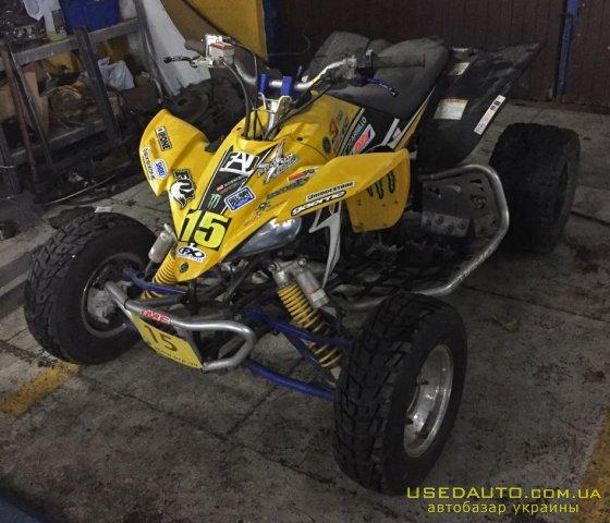 Продажа YAMAHA YFZ450 , Квадроцикл, фото #1