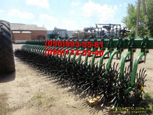 Продажа Борона мотыга ротационная, 6м  , Сельскохозяйственный трактор, фото #1
