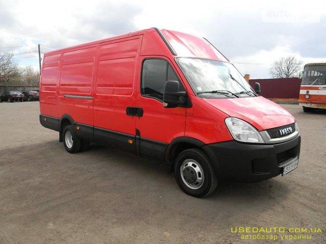 Продажа IVECO 35С14 Daily , Грузовой микроавтобус, фото #1