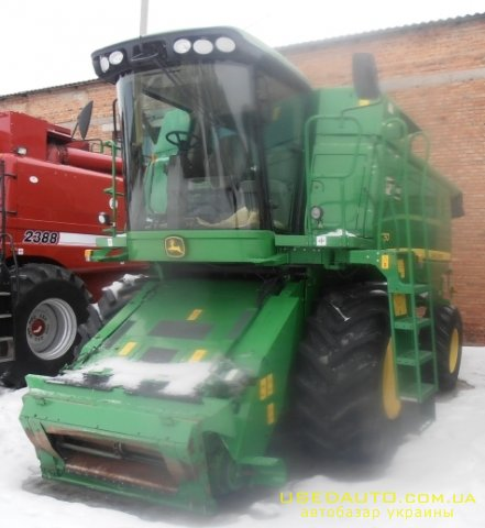 Продажа JOHN DEERE W550 STUCKER , , фото #1