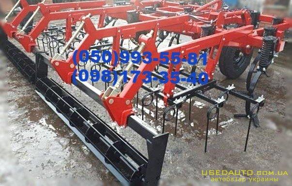 Продажа Культиватор КПС-4 (4-ряда)+пружи  , Сельскохозяйственный трактор, фото #1