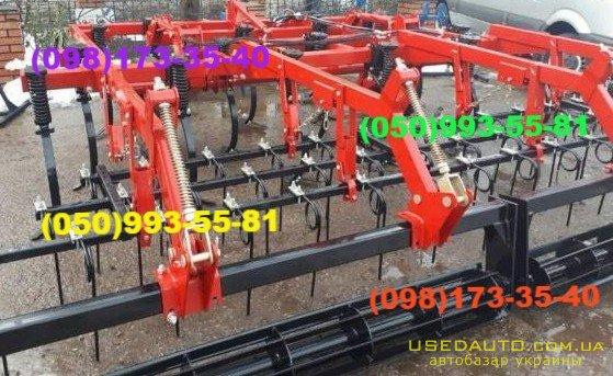 Продажа Культиватор КПС-4 (с катком)  , Сельскохозяйственный трактор, фото #1
