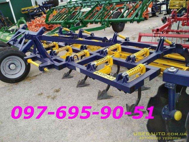 Продажа Культиватор сплошной навесной Аг КСОН-3.5 , Сельскохозяйственный трактор, фото #1