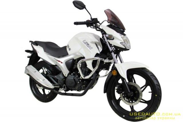 Продажа LIFAN KP200 (Irokez 200) , Дорожный мотоцикл, фото #1