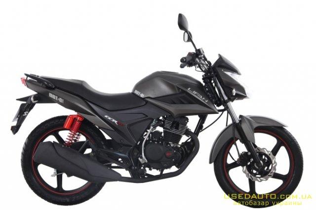 Продажа LIFAN LF150-2E , Дорожный мотоцикл, фото #1
