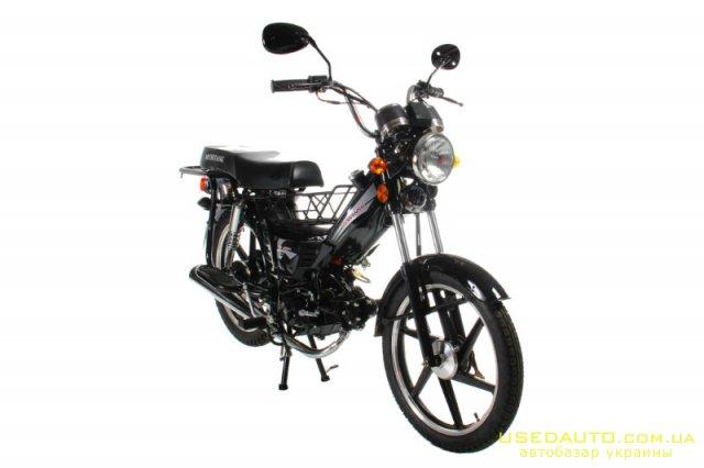 Продажа MUSSTANG Delta MT110-1 , Дорожный мотоцикл, фото #1
