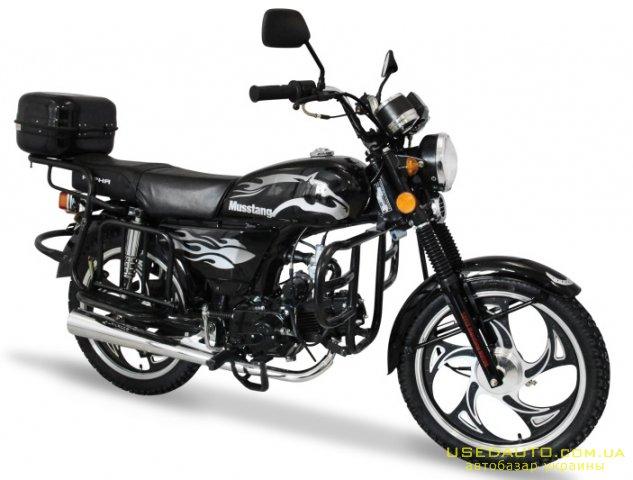 Продажа MUSSTANG MT110-2 Alfa , Дорожный мотоцикл, фото #1