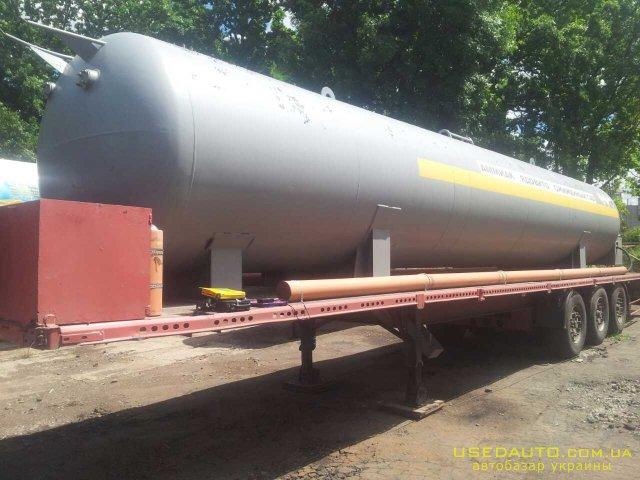 Продажа Полуприцеп - цистерна под аммиак СПА 30 , Полуприцеп цистерна, фото #1