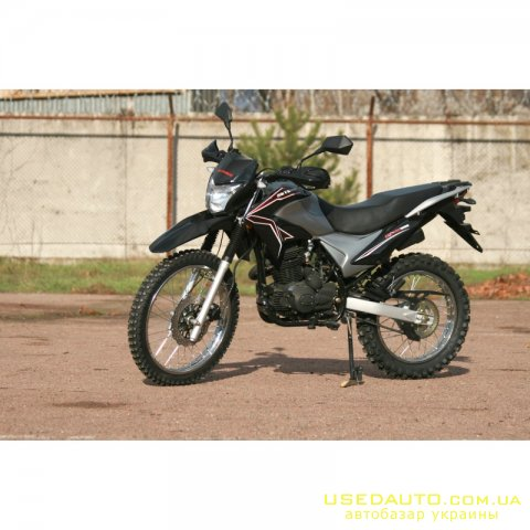 Продажа SKYBIKE Status 250 , Кроссовй мотоцикл, фото #1