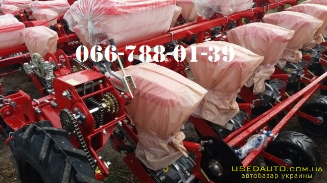 Продажа Універсальна пневматична сівалка  , Сельскохозяйственный трактор, фото #1