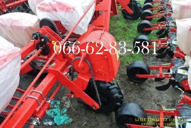 Продажа  Сівалка СУ-8 ( модернізована СУ  , Сельскохозяйственный трактор, фото #1
