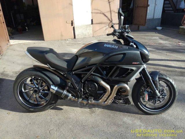Продажа DUCATI Diavel Carbon , Дорожный мотоцикл, фото #1