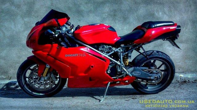 Продажа DUCATI Testastretta , Спортбайк, фото #1
