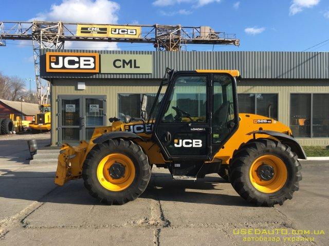 Продажа JCB 526-56 AGRI , Погрузчик, фото #1
