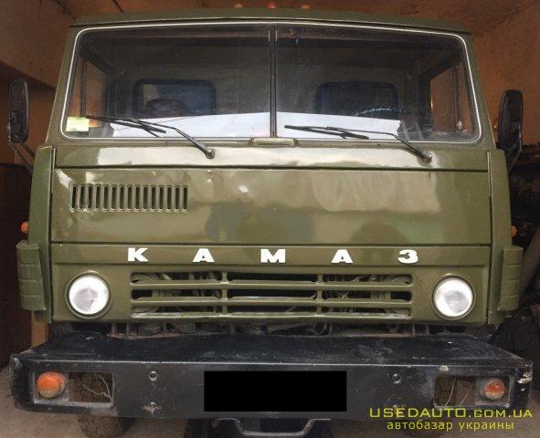 Продажа КамАЗ 55102 , Самосвальный грузовик, фото #1