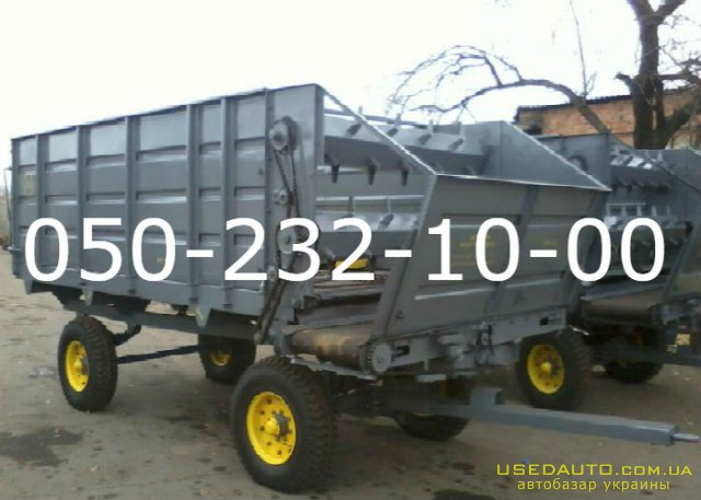 Продажа Кормораздатчик КТУ-10 - запчасти  , Сельскохозяйственный трактор, фото #1