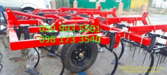 Продажа Культиватор КПС-4 (с катком) уси  , Сельскохозяйственный трактор, фото #1
