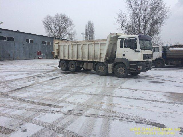 Продажа MAN TGA 8x4 , Самосвальный грузовик, фото #1