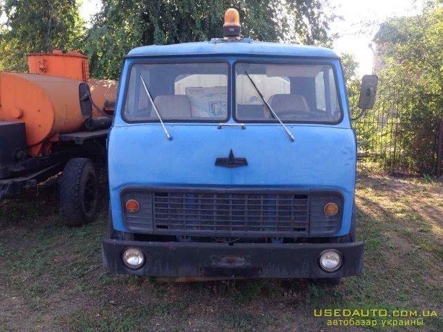 Продажа МАЗ 500 , Грузовик - бензовоз, фото #1