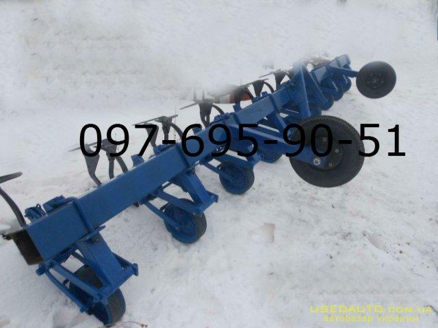 Продажа Мотыга культиватор прополочный н КРН-5.6 , Сельскохозяйственный трактор, фото #1