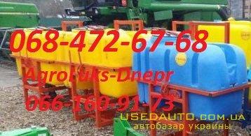 Продажа Новые опрыскиватели 800 л , 600   , Сельскохозяйственный трактор, фото #1