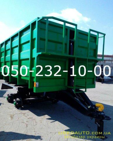 Продажа Прицеп тракторный ПТС-9  , Сельскохозяйственный трактор, фото #1