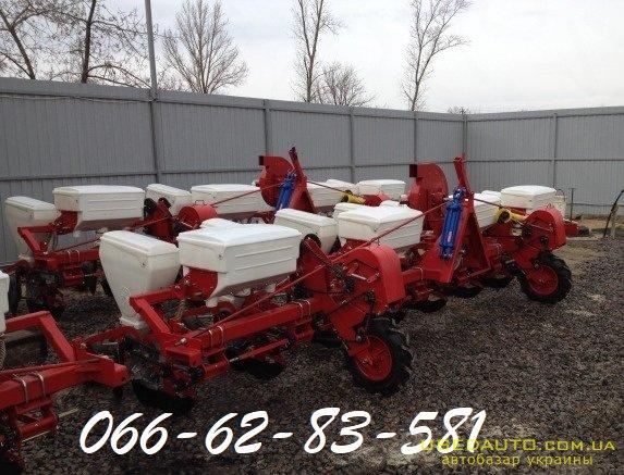 Продажа Продам сеялку СУПН-8 пневматичес  , Сельскохозяйственный трактор, фото #1
