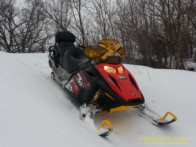 Продажа BRP SKI-DOO Summit 800 Power T.E.K , Снегоход, фото #1