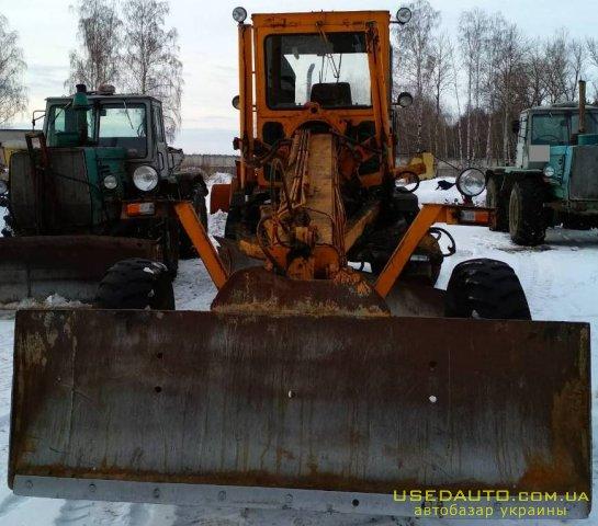 Продажа Брянец ДЗ-122-А , Автогрейдер, фото #1
