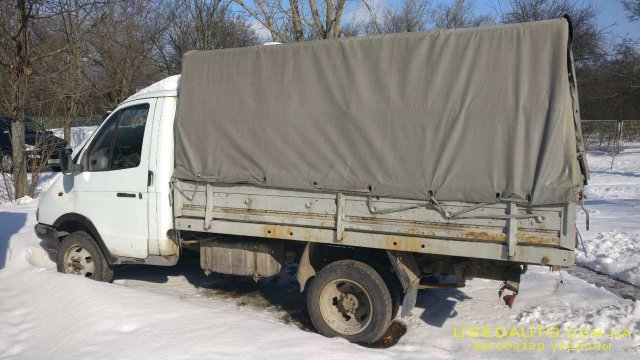 Продажа ГАЗ 33021 , Грузовой микроавтобус, фото #1