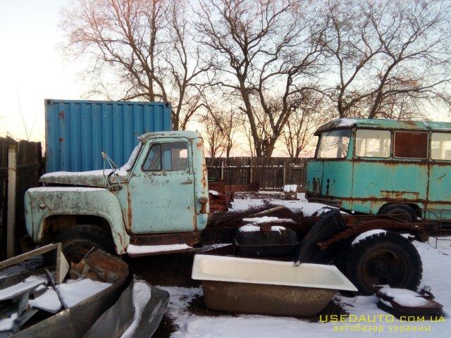 Продажа ГАЗ 53 , Грузовик - муковоз, фото #1