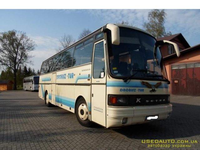 Продажа SETRA S 215HD , Туристический автобус, фото #1